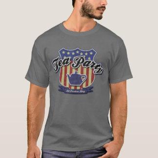 Tea Party Shield T-Shirt