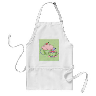 Tea Party Standard Apron