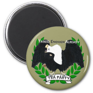 TEA Party Supplies Fridge Magnets