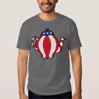 Tea Party Symbol 3D look Shirt