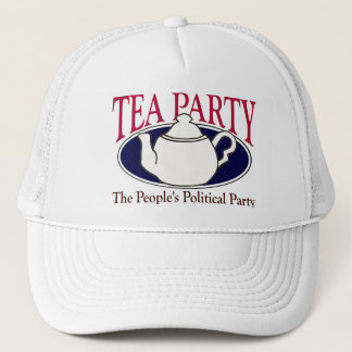 Tea Party Tax Day hat