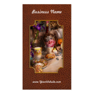 Tea Party - The magic of a tea party Pack Of Standard Business Cards