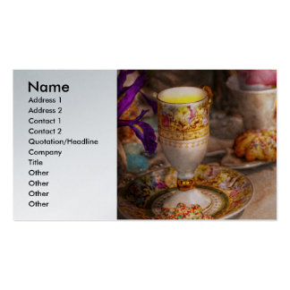 Tea Party - The magic of a tea party Business Cards