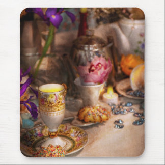 Tea Party - The magic of a tea party Mouse Pad