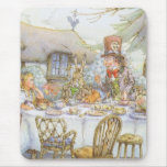 Tea Party Time Mouse Pad