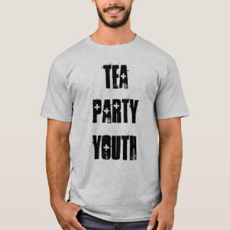 Tea Party Youth T-Shirt