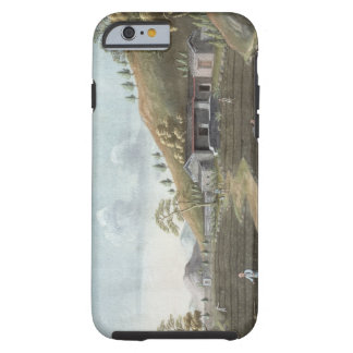 Tea planting (w/c on paper) tough iPhone 6 case