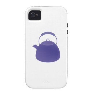 Tea Pot Vibe iPhone 4 Covers