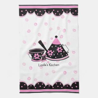 Tea Pot Tea Towel