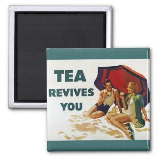 Tea Revives You Magnet