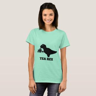 Tea Rex Shirt - Tea Party T-Rex