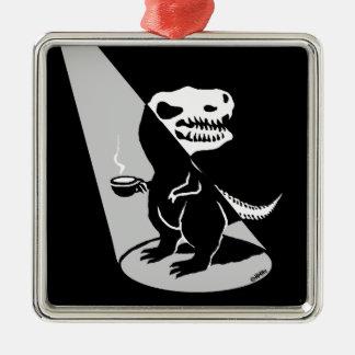 Tea Rex show time Christmas Ornament