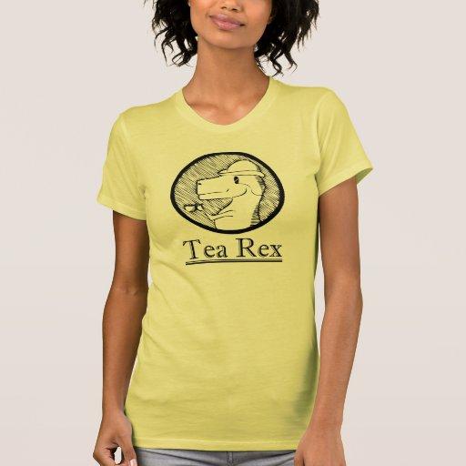 Tea Rex Shirt