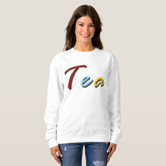 Tea Sweatshirt