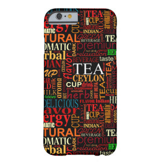 Tea tags barely there iPhone 6 case