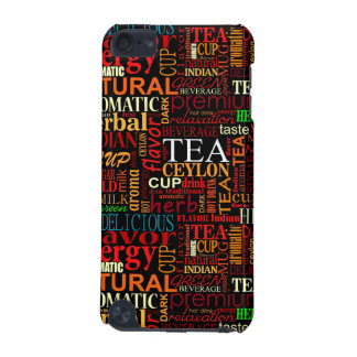 Tea tags iPod touch (5th generation) case
