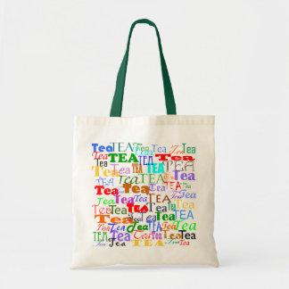 Tea Tea Tea! Tote Bag