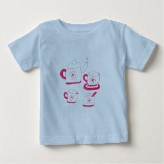 Tea Time Babies Fine Jersey T-Shirt