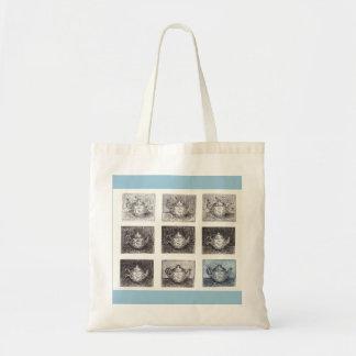 Tea time bag! tote bag