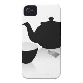 Tea Time Case-Mate iPhone 4 Case