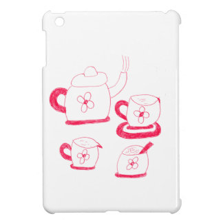 Tea Time iPad Mini Case Savvy