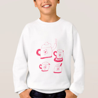 Tea Time Kids' Hanes ComfortBlend® Sweatshirt