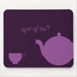 Tea Time Mouse Pads