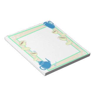 Tea Time Notepads