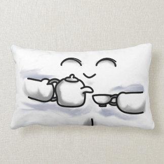 Tea time of pillow