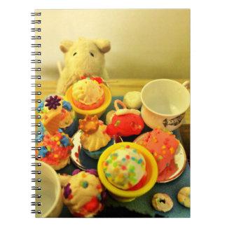 Tea Time Spiral Notebook
