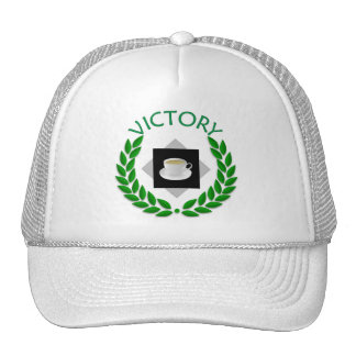 Tea Time Victory Hat