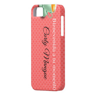Tea with mismangue barely there iPhone 5 case