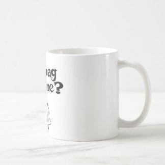 TEABAG ANYONE? COFFEE MUG