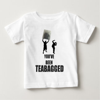 Teabagged Baby T-Shirt