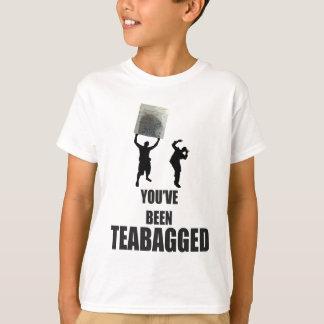 Teabagged Tee Shirt