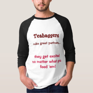 Teabaggers T Shirts