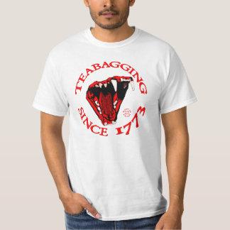 Teabagging Since 1773 T-Shirt
