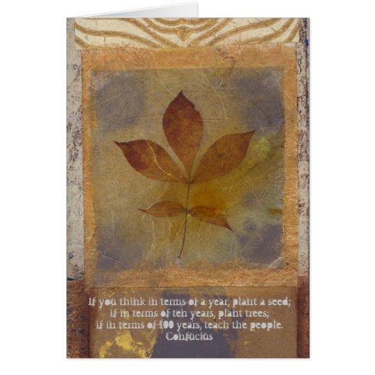 Teach Card