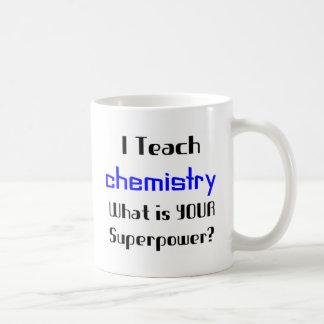 Teach Chemistry Coffee Mug