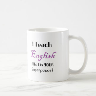 Teach English Coffee Mug