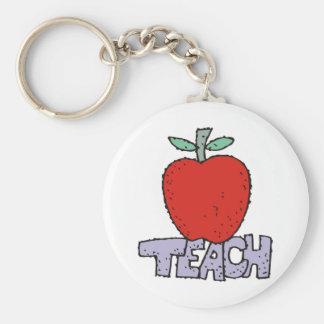 Teach. Key Chains