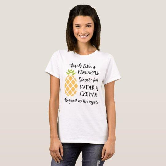 Teach Like A Pineapple Teacher Summer School Camp