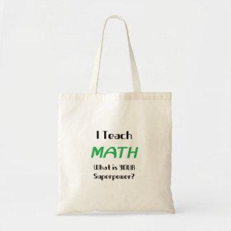 Teach math
