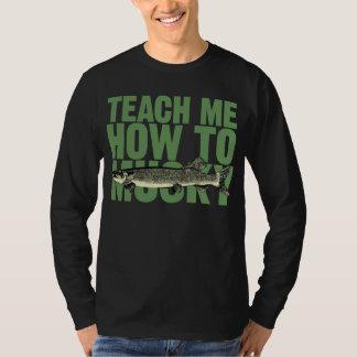 Teach Me How To Musky (green) Shirt