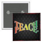 Teach Peace Buttons