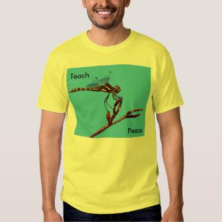Teach Peace Tshirts