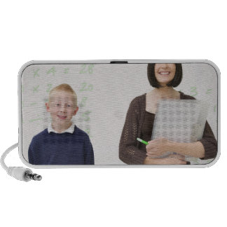 teacher and pupil mp3 speakers