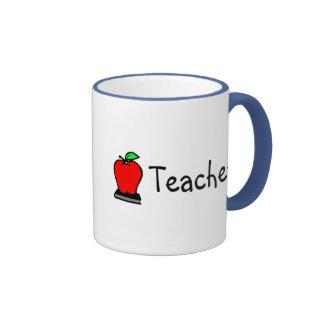 Teacher Apple Coffee Mug