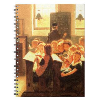Teacher Appreciation Fine Art Gift Notebooks