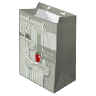 Teacher Appreciation Gift Bags Medium Gift Bag